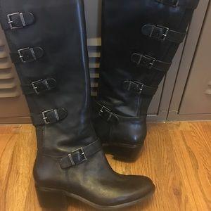 Arturo Chiangmai Tall Black Boots